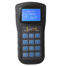 Wholesale Vw Can Key Programmer - Free by DHL or EMS diagnostic tool for VAG auto series super vag k+ can v4.8
