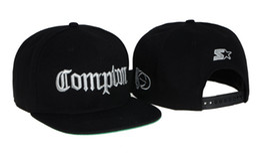 Wholesale Nice Hat Snapback - compton Snapbacks Hats Adjustable Snapback Hats compton snapback hat cap hip hop nice snapback hats LSD