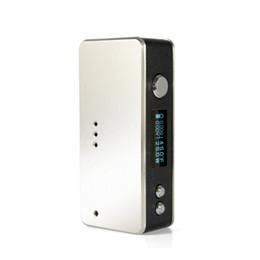 Батареи сигели онлайн-С. Sigelei 75Вт модов ТС OLED-дисплей кнопки управления 510 нить электронные сигареты Mod соответствовать 18650 DHL бесплатно TZ597