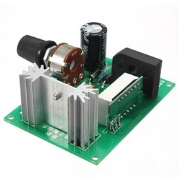 Wholesale Lm317 Voltage Regulator Power Supply - Wholesale-LM317 Adjustable Voltage Regulator Step Down Power Supply Module With LED Meter