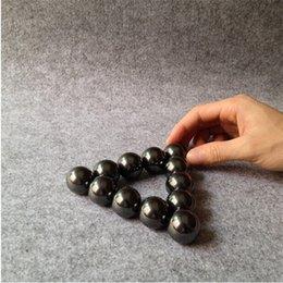 Wholesale Magnet Ferrite - New arrival 2PCS Round Powerful Magnet Balls Ferrite Large Ball