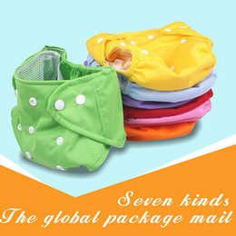 Wholesale Wholesale Price Diaper - Adjustable Baby Infant Cotton Waterproof Reusable Nappy Diaper Training Pants Briefs Boy Girl Underwear washable Cloth Diapers Best Price