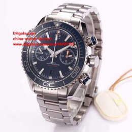Wholesale Planet Ocean Gold - 8 Style Top Quality Watch BF Factory 45.5mm Planet Ocean Co-Axial 600 M 232.90.46.51.03.001 Swiss CAL.9900 Movement Automatic Mens Watches