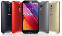 Wholesale Gold Intel - Asus ZenFone 2 ZE551ML Intel Atom Z3580 2.3GHz 4GB RAM 64GB ROM Android 4.4 KitKat 5.5 inch 1920*1080 FHD 4G LTE 13.0MP Camera Smart Phone