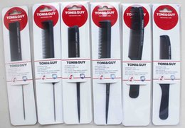 Wholesale Precision Oil - Toni&Guy Professional Carbon Anti-Static Combs Precision Hair Cutting Tools 06413 - 06419 8612 8613 8912 0811 0711 0812 06500 06924 06925