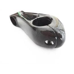 17-grad-fahrrad-carbon-stämme Rabatt Neueste Mountainbike UD voller Carbonfaser Stamm Straße Carbon Fahrrad Vorbau 31,8 * 90/100/110 / 120mm MTB Teile 10 Grad Freies Schiff