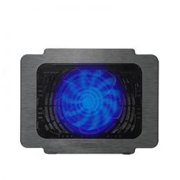 Wholesale China Thin Laptop - Hot Super Ultra Thin Fan Laptop Cooling Pads USB Notebook Radiator Portable Notebook Cooling Pad For Laptop