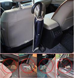 Wholesale Car Umbrella Cover - Home Umbrella Storage Foldable Car Seat Back Carriage Bag Multi Umbrella Cover Hanging Bags Organizer Holder