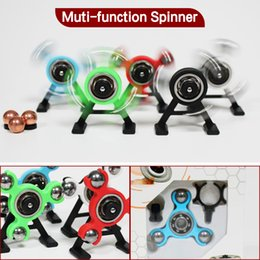 Muti-function Spinner Fidget Spinners Snap Spinner Center Snap Goll Slide Top Spin Pencil Juguetes de descompresión de juguetes EDC con embalaje al por menor desde fabricantes