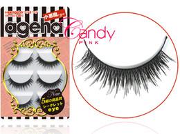 Wholesale Cheap Eye Lashes - W-009 Factory Price Cheap Eye Lash 5 Pairs Eyelashes