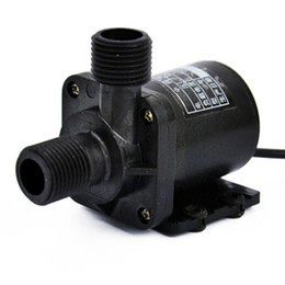Wholesale Electric Centrifugal Water Pump - 1pcs Electric Centrifugal Water Pump DC 12V 3.8M Magnetic Hot High Quality