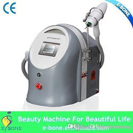 Wholesale Tattoo Removal Laser Sales - New arrival Portable desktop Q-Switch Nd-yag laser tattoo removal Pore Remover machine on sale in guangzhou
