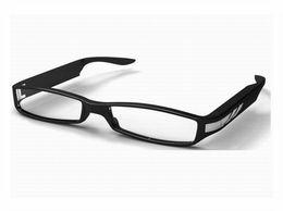 Wholesale Hidden Digital Camera Glasses - New Arrival 5 mega pixels CMOS HD 1920x1080P Hidden camera eyewear glasses camera USB disk digital video recorder Mini DV