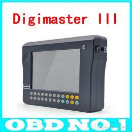 Wholesale Odometer Correction Tool Nissan - FREE SHIPPING Original Digimaster 3 Digimaster III Odometer Correction tool updated online digimaster3 with 980 tokens