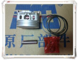 Wholesale Engine Air Cooled - Motorcycle accessories CG150 HJ150 zt150 motorcycle piston ring diameter is 62 mm piston pin 13 mm Engine 162FMJ