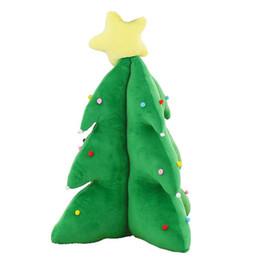 Jc913 33cm et 55cm Singing Tree Coussins Lumineux Musical En Peluche Enfants Jouets Copines De Noël Cadeau Poupée ? partir de fabricateur