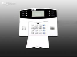 Système d'alarme de gsm de sécurité en Ligne-En gros-Livraison gratuite Smart Home Security Système d'alarme GSM Système d'alarme de sécurité à domicile