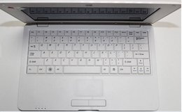 Wholesale Lowest Cheap Laptop - cheap and quality fashion style notebook laptop at low cost with Russian engraved keyboard