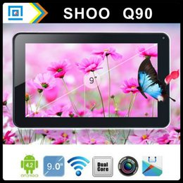 Wholesale Dual Core Jelly Bean - Wholesale-9 inch Allwinner A23 Dual Core Cortex A7 1.5GHZ 512MB RAM  8GB ROM Android 4.2 Jelly Bean Android Tablet pc-Manufacturer Sell
