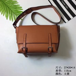 Wholesale Leather Military Messenger Bag - military messenger bag shoulder bag loexwe