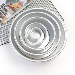 Wholesale Aluminum Mould - Round Cake Mold Aluminum Alloy Baking Mould For Home Kitchen Tools Easy To Clean High Quality 16hd5 C