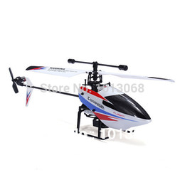 Wholesale Helicoptero V911 - Wholesale-WLtoys V911-pro V911-V2 2.4G 4CH RC Helicopter BNF Free Shipping