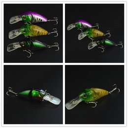 Wholesale New Jointed Minnow Lures - 2015 Limited Trulinoya New Arrival 2 Jointed Shad Segmented Minnow Fishing Lures Kit Bass Crankbait Bait 7.7g 6cm Plastic Wobbler Hard Baits