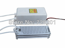 Wholesale Power Plate Charger - LF-02421G DC24v 21g ,ozone generator,ceramic plate*3+power supply,air source,open breeding sterilizing machine W  PLug , DIY Weld