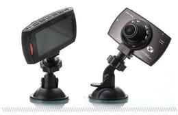 2019 trasmettitore video wifi android Registratore dell'automobile DVR di G-sensorG30 dell'automobile della macchina fotografica del registratore della macchina fotografica del veicolo dell'automobile DVR di LCD di 1080P 2.7inch DVR Trasporto libero