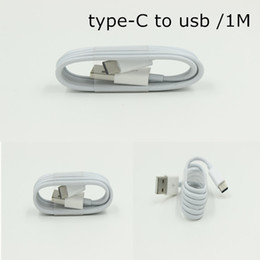 Wholesale Charger Macbook Pro - USB Type-C Data Cable Sync Data Charger Charging Cable for Letv le1 Pro MAX X600 sony Z5 macbook 12inch N1 ONE PLUS 50pcs up