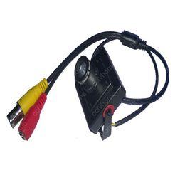Wholesale 16mm Cameras - Mini FPV Camera CMOS 1000TVL 16mm MTV Long Focal Lens Home Security CCTV camera