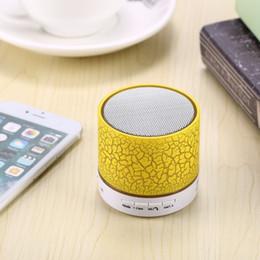 2019 kostenlose handy-musik Portable Mini LED Wireless Bluetooth Lautsprecher Hände frei TF USB Musik Sound Lautsprecher für Handy iPhone Bluetooth Gerät günstig kostenlose handy-musik