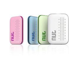 Wholesale Smart Vehicles Key - New Nut 2 update Nut 3 Nut mini Smart Finder Itag Bluetooth WiFi Tracker Locator Lage Wallet Phone Key Anti Lost Reminder