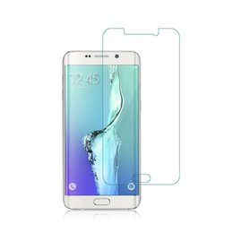 Wholesale Note2 Screen - For Samsung Galaxy NOTE2 3 4 5 Note Edge ON5 ON7 Z3 W789 W899 Premium Tempered Glass Screen Protector Front Film