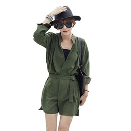 Wholesale Trench Coats For Women Sale - Autumn Casacos Femininos 2015 Elegent Trench Coat For Women Long Slim Winter Coats Plus Size Outerwear Hot Sale order<$18no track