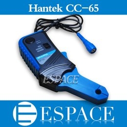 Wholesale multimeter current clamp - Wholesale-cc 65 Hantek CC-65 AC DC Current Clamp Meter Multimeter with BNC Connector from factory directly free shipping