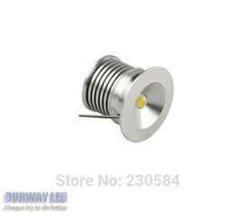 Wholesale Sky Spotlights - Bridgelux 45mil mini decoration light versatile sky eyes for kitchen cabinet display cabinet Mini 3watt led spotlight tiny LED fixture