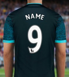 Wholesale Soccer Team Numbers - Customized 15-16 season Club Team Thai Quality Soccer Jerseys,Create your Athletic Outdoor number Personalise soccer jerseys,Free shipping