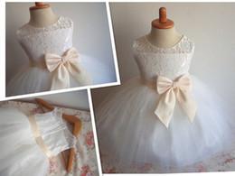 Wholesale Linen Lace Wedding Dresses - White linen flower girl dress country rustic flower girl dress. Toddler girls white linen dress. Girl ruffle dress