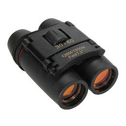 Wholesale Universal Night - Sakura Day And Night Vision 30 x 60 Zoom Optical military Binocular Telescope Free Drop Shipping