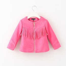 Wholesale Girls Pink Leather Jackets in Bulk from Best Girls Pink ...
