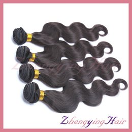 Wholesale Double Drawn Virgin - Rosa Hair Products 6A Unprocessed Filipino Virgin Hair Weave 3 Bundles 100g Body Wave Natural Color Double Drawn Remy Human Hair Extentions