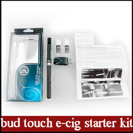 Wholesale Electronic Cigarette Pen Liquid - 2015 new Bud Touch Pen Electronic Cigarette 280mah 1.5ml Starter Kit Budtouch E Liquid Vaporizer