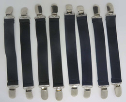 Wholesale Children Boy Clips Suspender - Pant clips Stirrup pants Clips n grips for all ages Unisex child toddler kid elastic glove mitten clips (New Product) Glove Clip