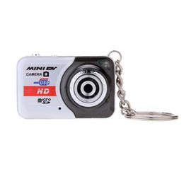 Wholesale Video Recording Pc - 30pcs--Portable X6 Digital Camera Ultra HD Mini Camera 32GB TF Card w  Mic Digital Video Camera PC DV Camcorder Shooting Recording
