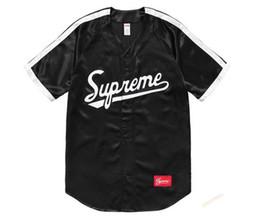 Wholesale Cotton Blended Ribbon - men T-shirt Fog Longline Ribbon suprenan T shirts white Black Brand Clothing Hip Hop Fear Gothic Tshirt Men Tee Kanye West