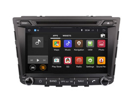 Wholesale Android Car Radio Hyundai - Android 7.1 Car DVD Player GPS Navigation for Hyundai IX25 2014 2015 with Radio BT USB AUX Audio Video 4Core CPU 1024*600
