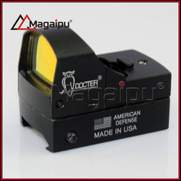 Wholesale Docter Sight - 2016 new Docter Red Dot Reflex Sight Scope For AIRSOFT FREE SHIPPING Docter Tactical Red Dot Sight