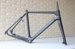 Wholesale Disc Frame - Newest Di2 Disc-brake Carbon Cyclocross Bike Frame Newest ,Cyclocross Frame Carbon CX frame china, OEM frame