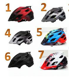 Wholesale helmet motorcycle sale - Hot sale The motorcycle bicycle helmet fox Flux helmet mountain bike cycling helmet